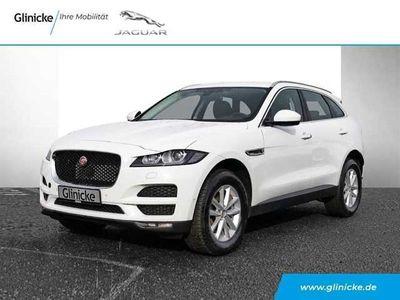 gebraucht Jaguar F-Pace Portfolio AWD 30d Navi Keyless AD e-Sitze Parklenkass. Rückfahrkam. Allrad El. Heckklappe