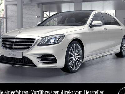 gebraucht Mercedes S560 L 4M AMG Line designo Exkl-Paket Fondent HUD
