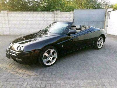 gebraucht Alfa Romeo Spider CABRIO