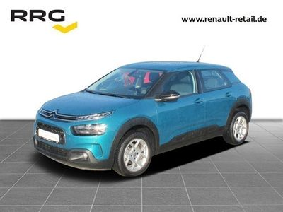 gebraucht Citroën C4 Cactus 1.2 Feel Automatik!!!