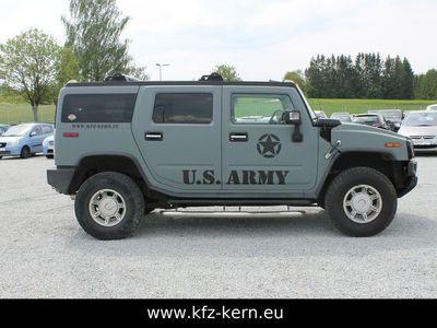gebraucht Hummer H2 6.0 V8, LEDER, Klimaauto, SHZ, AHK, ALLRAD