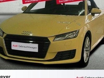 gebraucht Audi TT Roadster 1.8 TFSI NAVI+ LED KEYLESS LM18