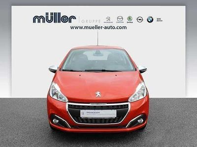 gebraucht Peugeot 208 PureTech Allure SHZ PDC USB AHK