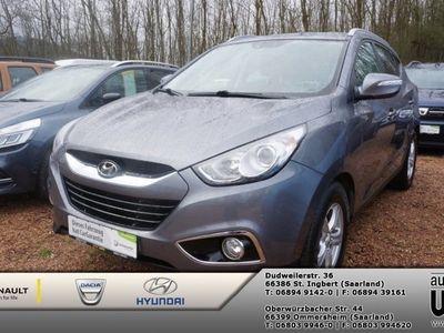 gebraucht Hyundai ix35 1.7 CRDi DPF Style 2WD