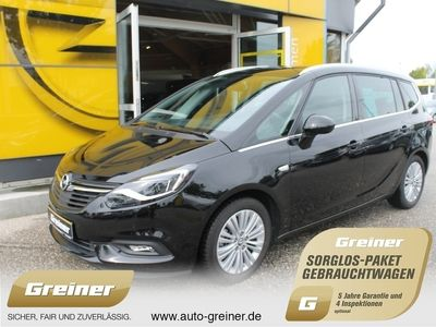 gebraucht Opel Zafira 2.0 D Innovation LED | NAVI | SHZ | 7-Sitzer |