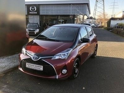 gebraucht Toyota Yaris 1.5 VVT-I (HYBRID) STYLE KAMERA SITZHEIZUNG
