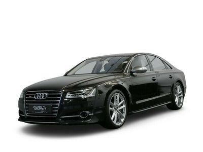 gebraucht Audi S8 plus 4.0 TFSI quattro Navi,LED,Standhzg Klima