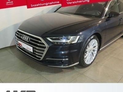 gebraucht Audi A8 55 TFSI Laser/Nacht/HuD/B&O/Panod/Standh/5J.Garantie