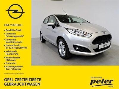 gebraucht Ford Fiesta 1.0 SYNC Edition (BDK) Navi Tempomat Klima