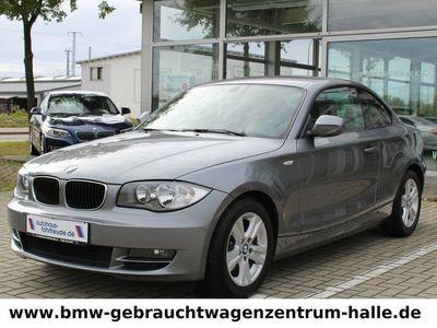 used BMW 118 Coupé d Aut, PDC,SHZ, Leder, LM-Räder,