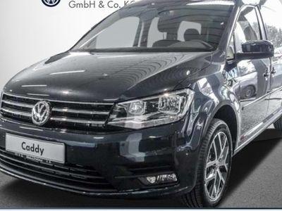 gebraucht VW Caddy Maxi Comfortline 1.4 TSI DSG PARK ASSIST