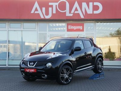 gebraucht Nissan Juke 1.6 4x2 NSW, NAVI, AHK, 1.Hand