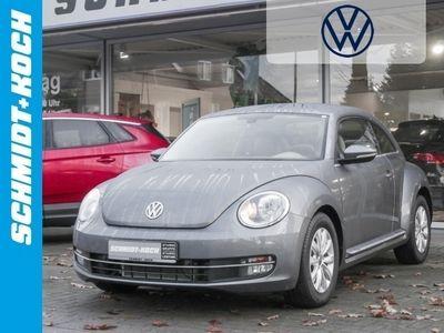 gebraucht VW Beetle Design 1.2 TSI BMT Navi Sitzhzg. PDC