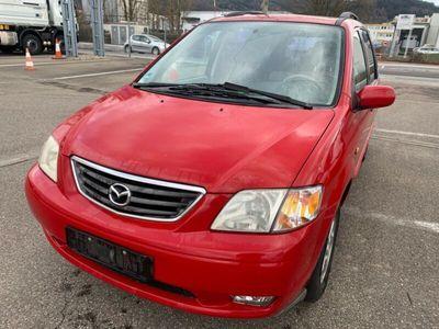 gebraucht Mazda MPV 2.0 16V Exclusive/1.Hand/Klima/7Sitzer/