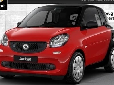 gebraucht Smart ForTwo Coupé 60kWed cool&Audio SHZ PDC Tempom
