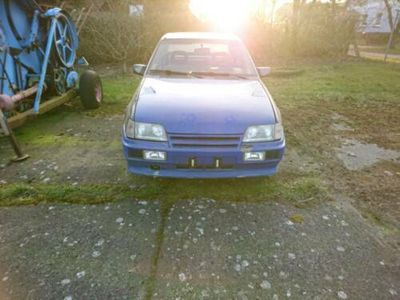 used Opel Kadett E Limousine
