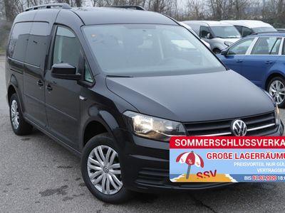 gebraucht VW Caddy Maxi 1.4 TSI 130 DSG 7-S Nav SHZ PDC Temp