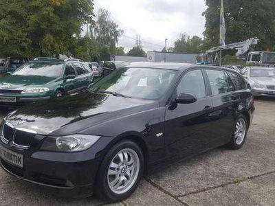 gebraucht BMW 320 d Touring (E91)/ Automatik / Vollleder/ Tüv neu