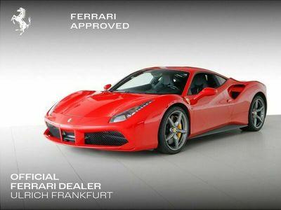gebraucht Ferrari 488 GTB *** Frankfurt***