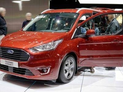gebraucht Ford Tourneo Connect