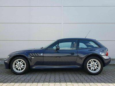 gebraucht BMW Z3 Z3 BaureiheCoupe 3.0+Individual+Leder+1.Hand...