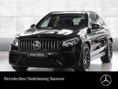 gebraucht Mercedes GLC63 AMG AMG S 4M Driversp Perf-Abgas Fahrass 360°
