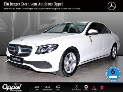 gebraucht Mercedes E200 Avantgarde Park-P/Navi/Multibeam LED/Klima