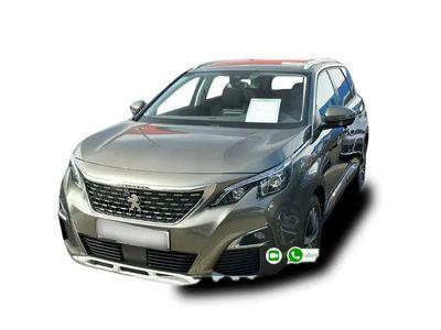 gebraucht Peugeot 5008 Allure PT 130 EAT8 *7-Sitzer/3D-Navi/Kamera 360°*