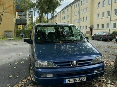 gebraucht Peugeot 806