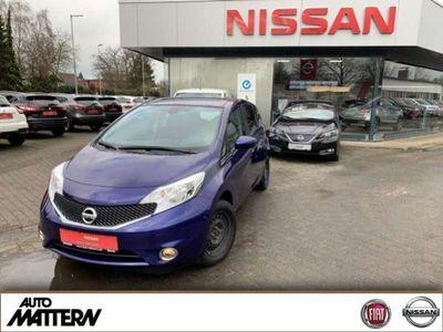 gebraucht Nissan Note 1.2