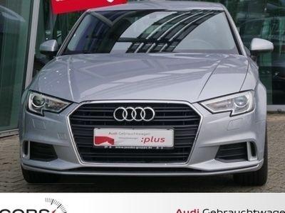 gebraucht Audi A3 Limousine sport 1.5 TFSI Sound System, KLi