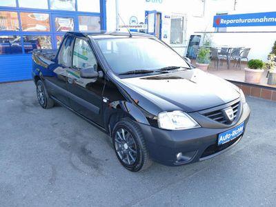 gebraucht Dacia Logan Pick-Up 1.6 MPI *Servo, ZV, Plane, AHK, Alu*