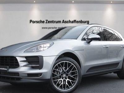 gebraucht Porsche Macan OPF LEDPlus Standhz Kamera PASM 21-Zoll