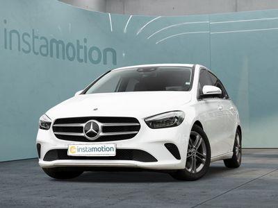 gebraucht Mercedes B250 B 2507G-DCT Progressive Klimaautom. 7G MBUX LM