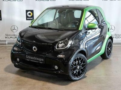 gebraucht Smart ForTwo Electric Drive passion+Pano.