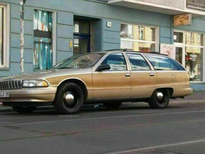 gebraucht Chevrolet Caprice 96Station LT1 81tkm