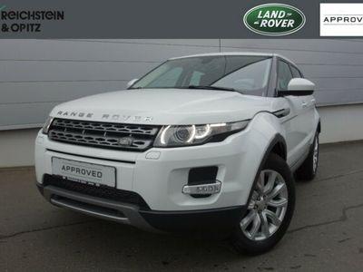 gebraucht Land Rover Range Rover evoque SD4 Aut Pure +WinterP+BiXenon