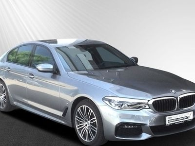 gebraucht BMW 530 e iPerformance M Sport 19'' LED PA Navi HiFi