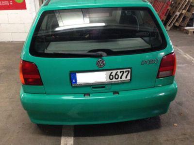gebraucht VW Polo 50 Servo TÜV/AU Neu / Zahnriemen Neu