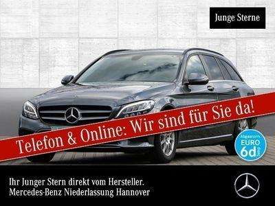 gebraucht Mercedes C180 T d LED Keyl-GO Kamera PTS Sitzh Sitzkomfort