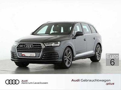 gebraucht Audi SQ7 4.0 quattro TIPTR LED LEDER NAVI BOSE EU6