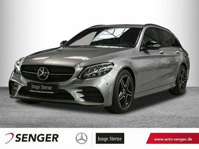 gebraucht Mercedes C220 d T *AMG*Display digital*Distronic*LED*DAB