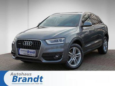 gebraucht Audi Q3 2.0 TDI S-TRONIC*PANO*XENON*STANDH.