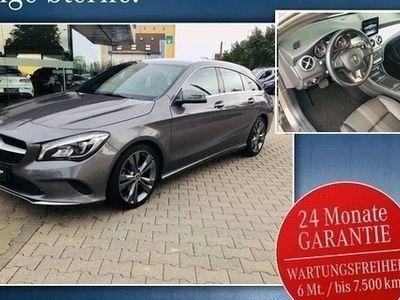 gebraucht Mercedes CLA200 d SB*Urban*Navi*7G-DCT*Tempomat*LED*EU6*