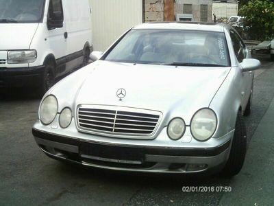 gebraucht Mercedes CLK230 Kompressor