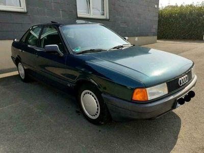 gebraucht Audi 80 1.8 Automatik Limousine Bj1991