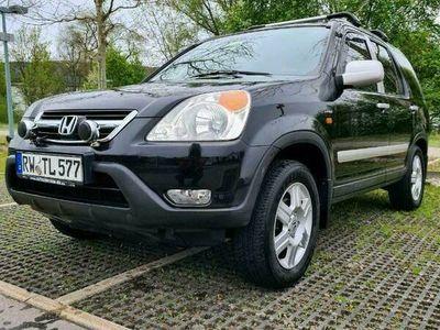 gebraucht Honda CR-V 2.0 150 PS 4×4 NEU TÜV LPG
