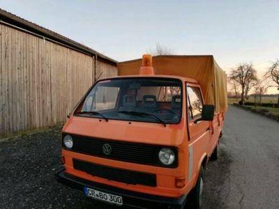 gebraucht VW T3 1.7D Pritsche Bus