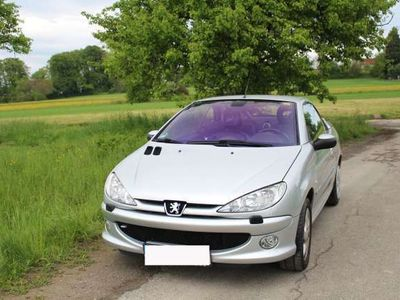 gebraucht Peugeot 206 CC 110 Platinum
