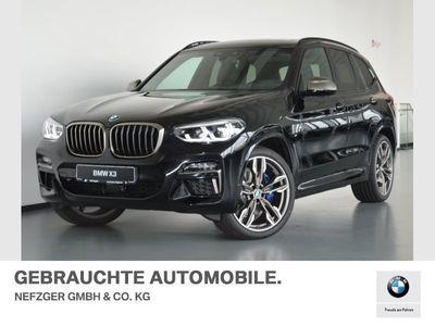 gebraucht BMW X3 M40i Head-Up HK HiFi DAB LED WLAN RFK Shz